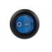 Botão Gangorra KCD1 Tecla Azul iluminda 110/220v