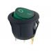 Botão Gangorra KCD1 Tecla Verde iluminda 110/220v