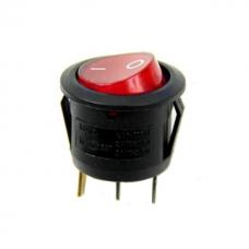 Botão Gangorra KCD1 Tecla Vermelha iluminda 110/220v