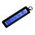 Termômetro Ditital Relógio e Voltímetro EC88 12/24v